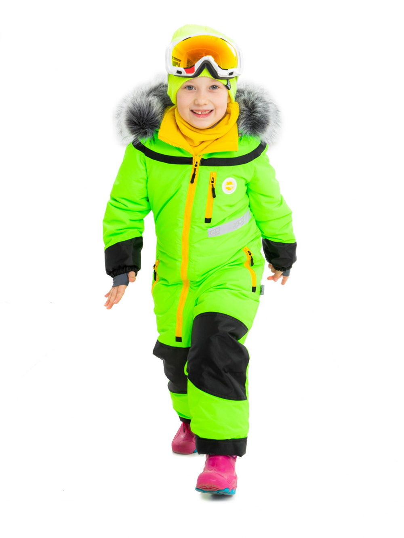 Детский зимний комбинезон 7335