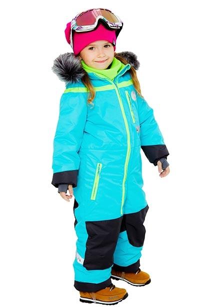 Комбинезон детский зимний Jamm