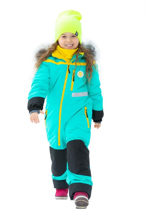 Комбинезон детский зимний 73313
