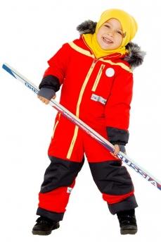 Детский зимний комбинезон Jamm